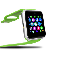 U KIME DM09 Bluetooth Smart Watch Sync Notifier Support Sim Card Sport Smartwatch For Apple Iphone
