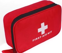 180pcs Pack Safe Outdoor Wilderness Survival Travel First Aid Kit Camping Hiking Medical Emergency Treatment Pack