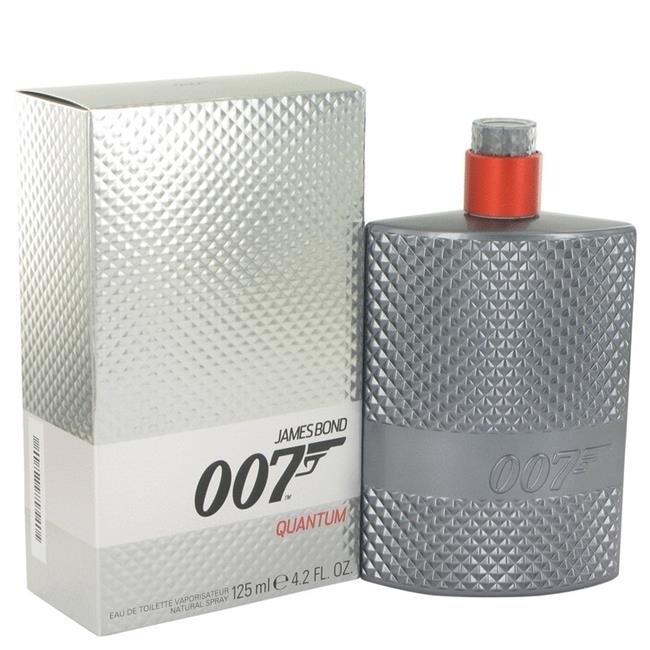 James Bond 512067 007 Quantum by James Bond Eau De Toilette Spray 4.2 oz magnat quantum 1009
