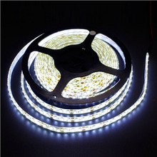 ZX RGB 5M/Roll IP65 Waterproof LED Strip SMD 5050 DC 12V LED Decorative Tape Light string lights Flexible Neon 14.4W