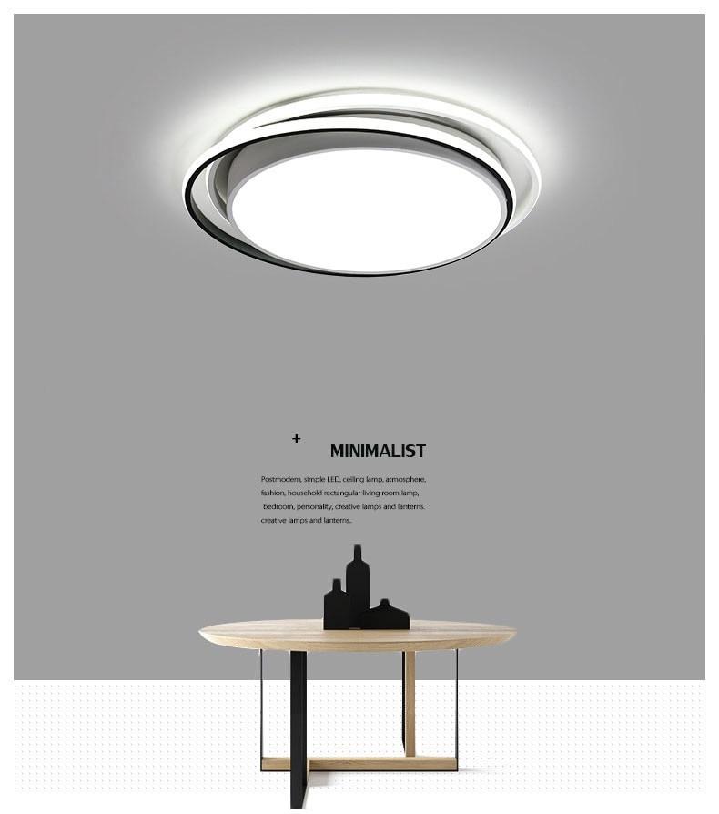 modern led chandelier ceiling lamp 2