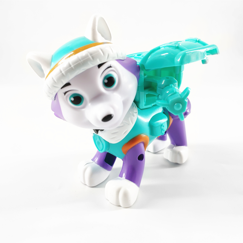 Paw Patrol Everest Tracker Dog Skateboard Puppies Can Be Deformed Patrulla Canina PVC Action Anime Figure Model Toy Of ChildrenPaw Patrol Everest Tracker Dog Skateboard Puppies Can Be Deformed Patrulla Canina PVC Action Anime Figure Model Toy Of Children