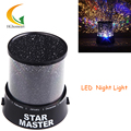 Novelty  Dreamlike Colorful Star Night Light LED Sky Star Master Table Light Projector Desk Night Lamp