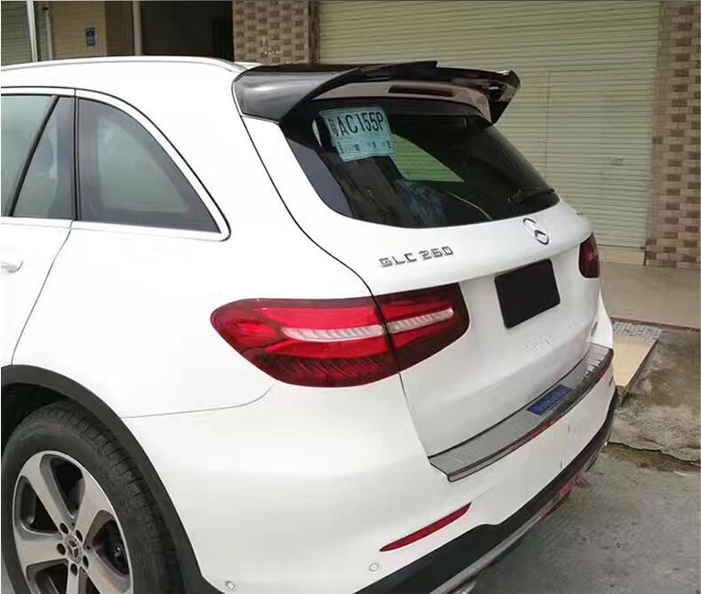JIOYNG ABS PAINT CAR REAR WING TRUNK LIP SPOILER FOR Benz GLC CLASS W253 X253 GLC200 GLC220 GLC260 GLC250 GLC300 GlC45(7Solors)
