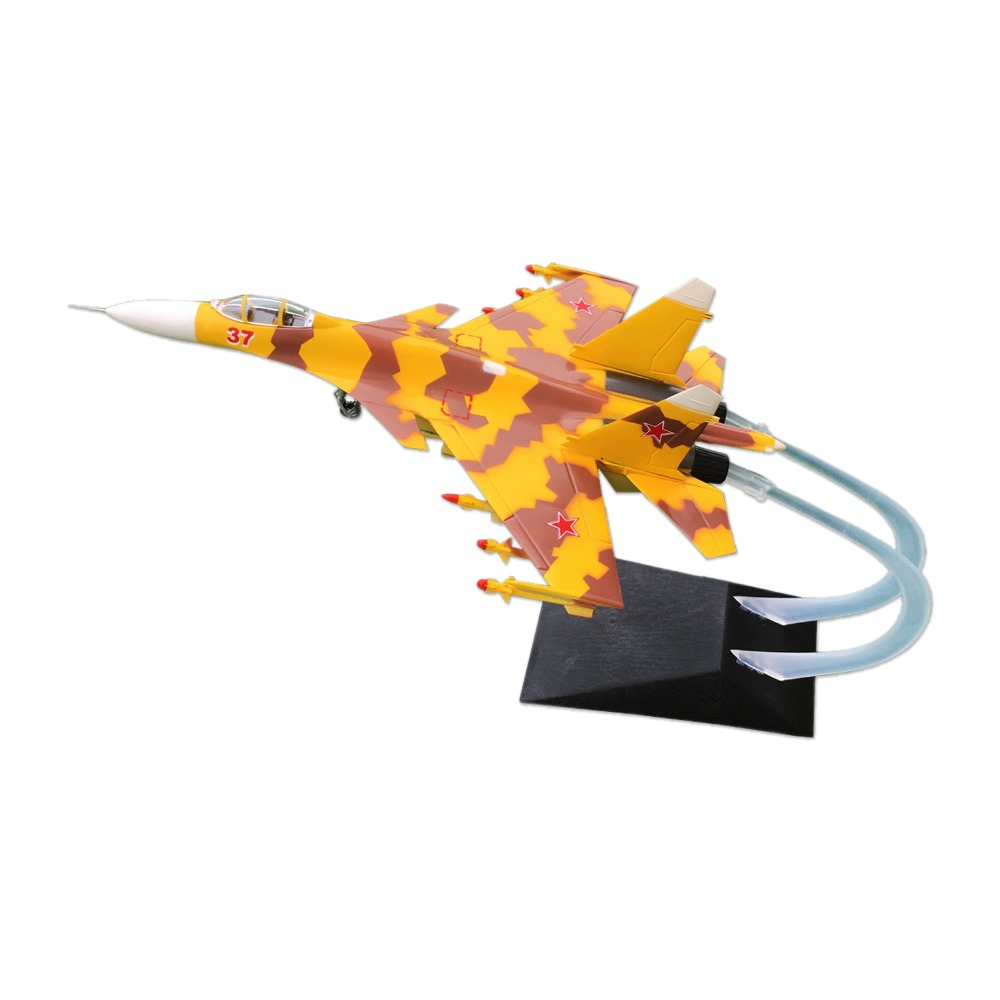 1:72 Static Model Plane Su37 for Hobby Collection static plane model Free Shipping