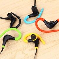 BT 1 In Ear Wireless Headphones Bluetooth Earphones For Phone With Microphone Ear Hook Headset Headphones