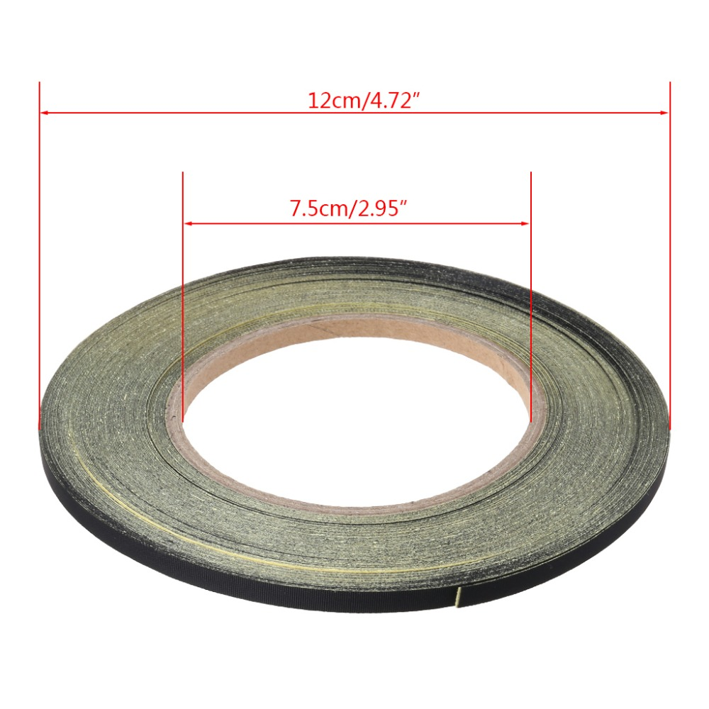 Image 5 - 1 Roll Slingshot Tape Rubber Band Flat Adhesive For Shooting Hunting Accessories-in Bow & Arrow from Sports & Entertainment