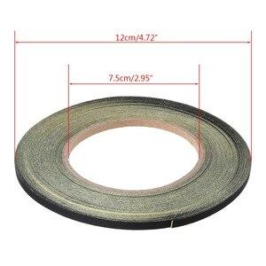 Image 5 - Cinta para tirachinas, 1 rollo, cinta de goma, cinta adhesiva plana para tiro, accesorios de caza