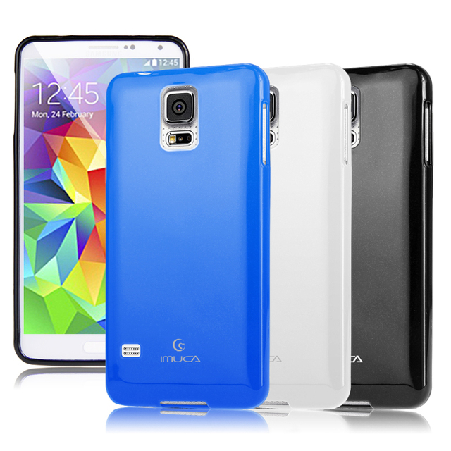 Soft TPU Back Case for Samsung Galaxy S5 Cover SM-G900F G900H G900M G900T G900V  Mobile Phone Skin Protective Cases