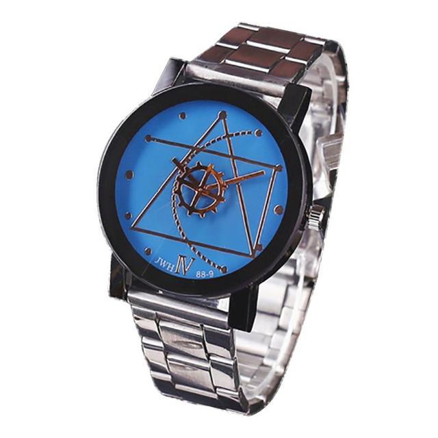 Luxury Lover's Watches Women Clock Gift Top Brand Luxury Stainless Steel Quartz