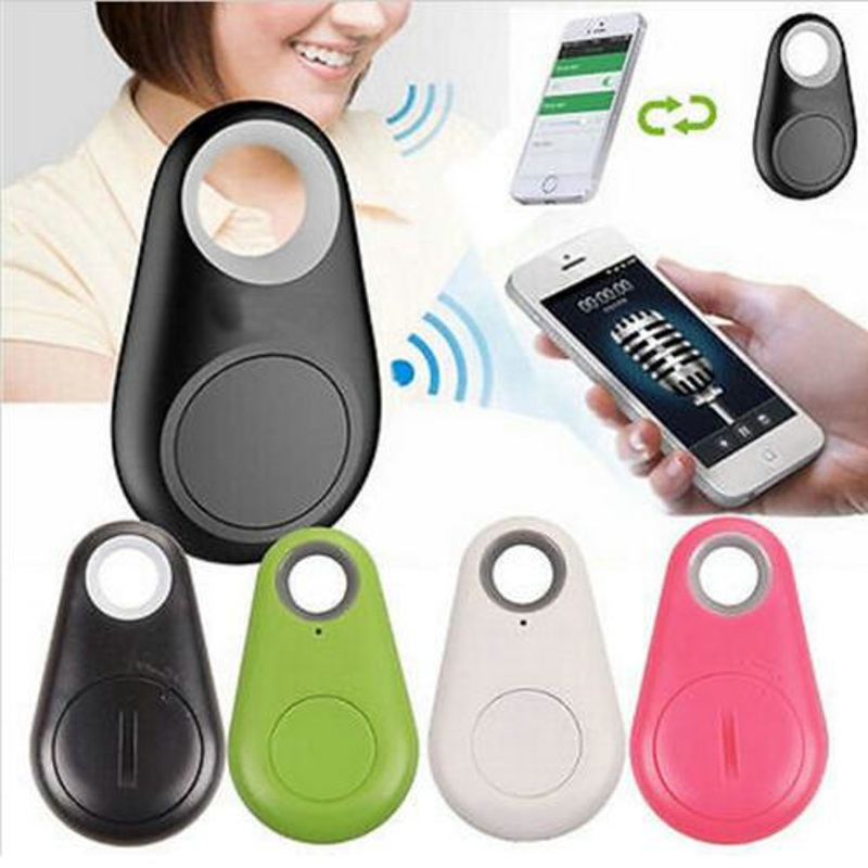 2018 4 Teile/los Anti-verlorene Smart Bluetooth Tracker Kind Bag Wallet Key Finder Gps Locator Pet Telefon Auto Verloren Erinnerung Spezieller Sommer Sale