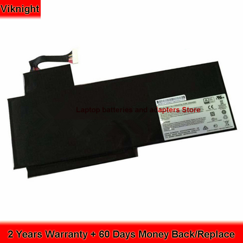 Original BTY-L76 battery for MSI GS70 MS-1771 GS70 MS-1772 laptop laptop keyboard for msi ms 16f1 cx660 cx660r ms 16f2 gx680 gx680r ms 1671 gt780r gx780 gx780r black with frame sw swiss