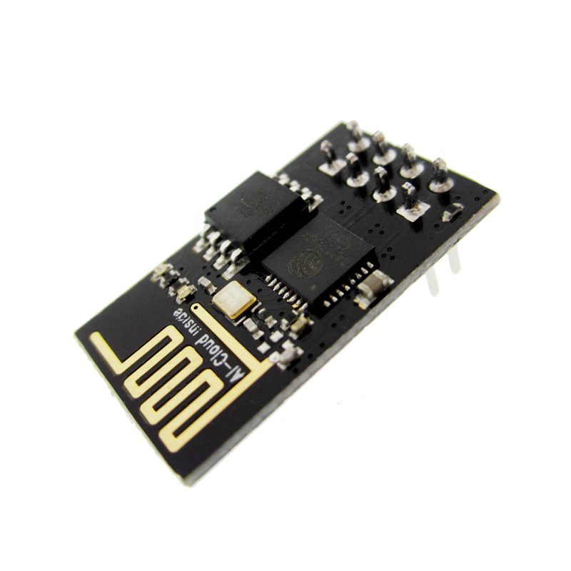 Upgraded version ESP-01 ESP8266 serial WIFI wireless module wireless transceiver official doit mini ultra small size esp m2 from esp8285 serial wireless wifi transmission module fully compatible with esp8266