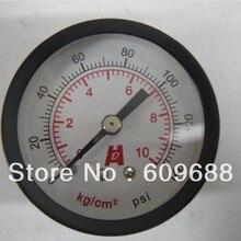 Манометр, диаметр 50 мм, 0-5/2/3.5/10 кг Давление переключатель