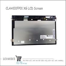 "10.1 ""TFT CLAA101FP01 XG Pantalla Interna LCD de Pantalla Para El Cubo U30GT2 1920 (RGB) * 1200"