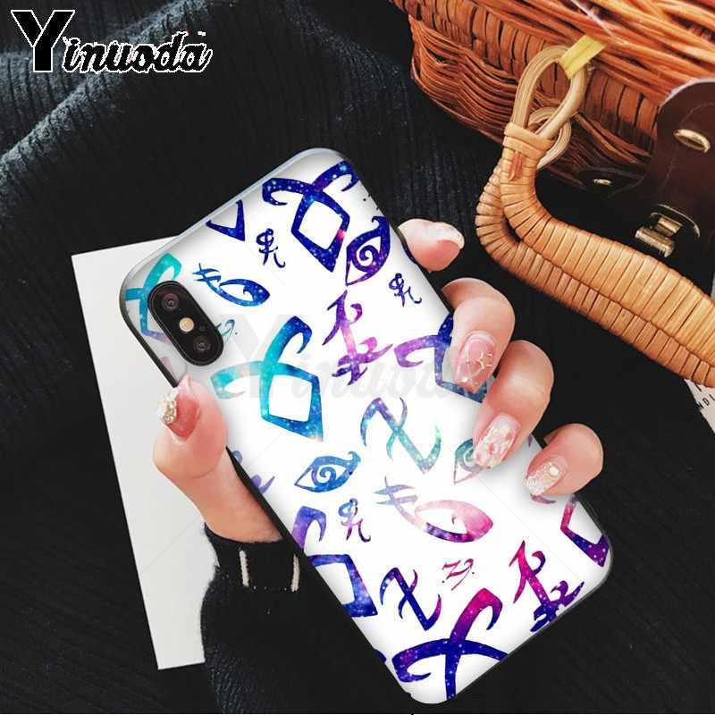 Yinuoda Охотники за тенями на заказ фото мягкий чехол для телефона для iPhone 5 5Sx 6 7 7plus 8 8Plus X XS MAX XR