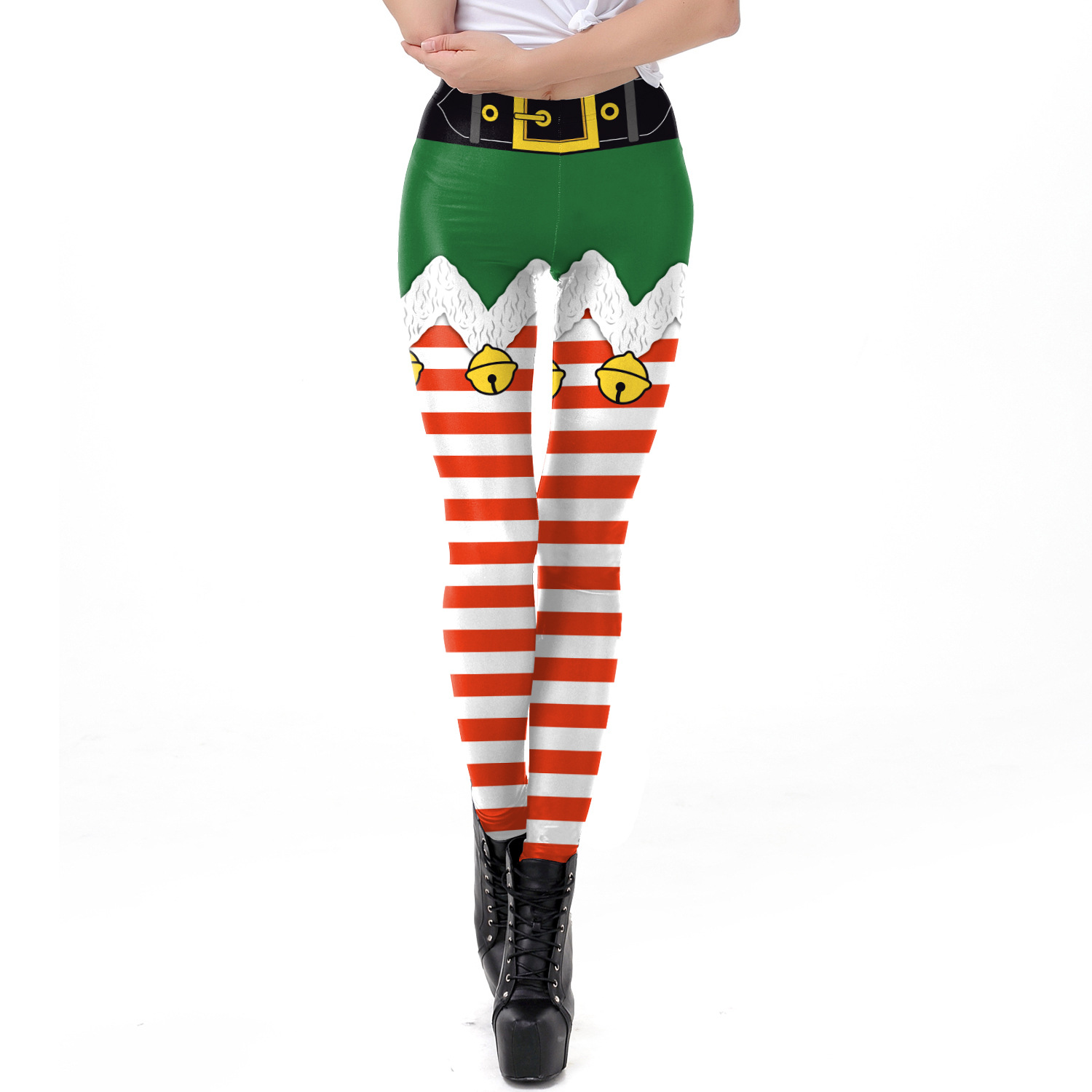 9085857b96483 Buy red and white striped legging and get free shipping on AliExpress.com
