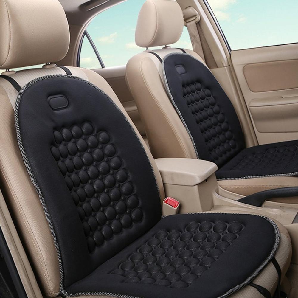 Seat-Cushion Car-Magnet-Seat-Cover Universal Magnetic Massager Car-Sponge