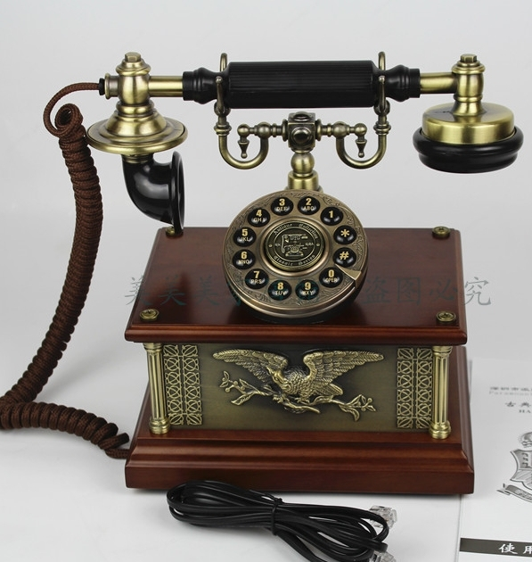 Fashion Antique Telephone Paha1911 Classic Fashion Home Decoration