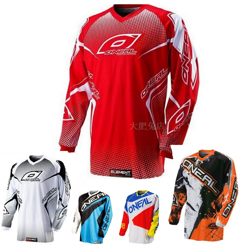 2018 MX MTB racing shirt man downhill jersey cycling riding long sleeve equipation motocross quick dry dh quick dry jerseys