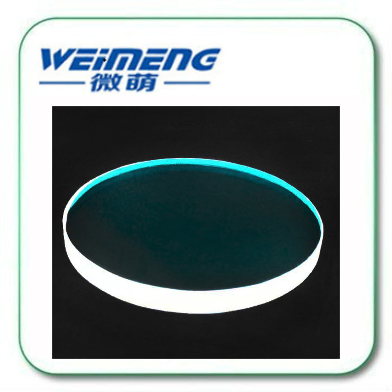 2018 Weimeng Top Venta Directa oferta especial 25*3mm 1064nm K9 Material 45 grados Plano láser Reflector para la máquina de corte