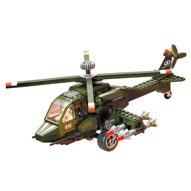 Aliexpress Buy Models Building Toy 818 275pcs Military