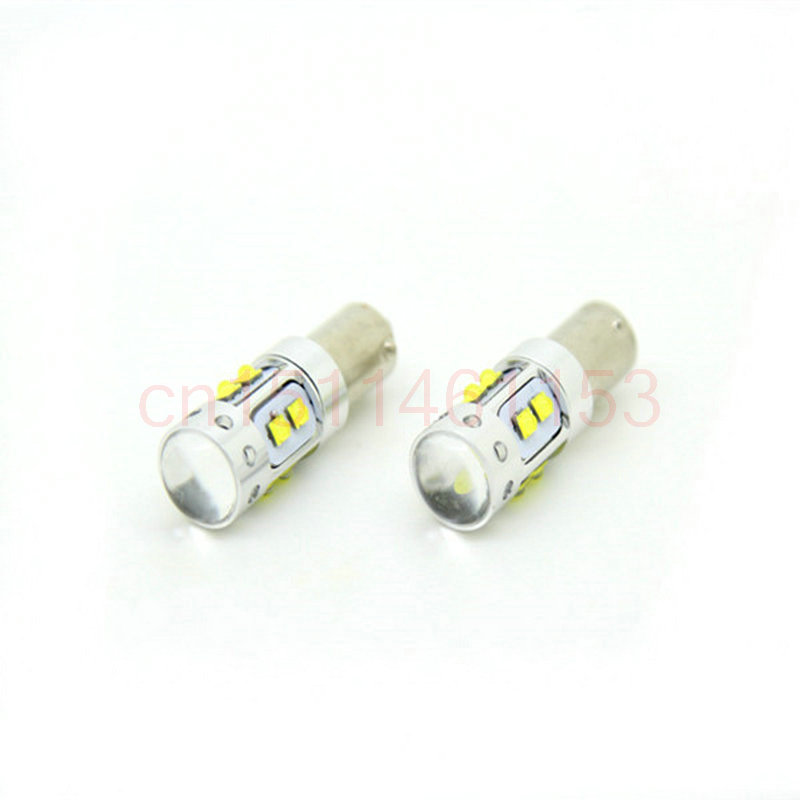 Free Shipping 2pc/lot car-styling LED Lights Hi-Q 50W Rear Fog lamp For Seat Exeo ST 2.0 TDI 2009-