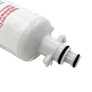 Image 4 - Frete grátis purificador de água carvão ativado osmose reversa geladeira gelo & filtro de água substituição para lg lt700p 1 peça
