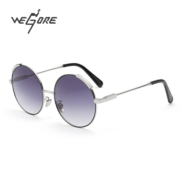 9973c1129c WEGORE Fashion Sunglasses Women Men Hot Summer Vintage Holiday Cat Eye  Style Round Glasses 2017 New Popular Eyewear WG1048