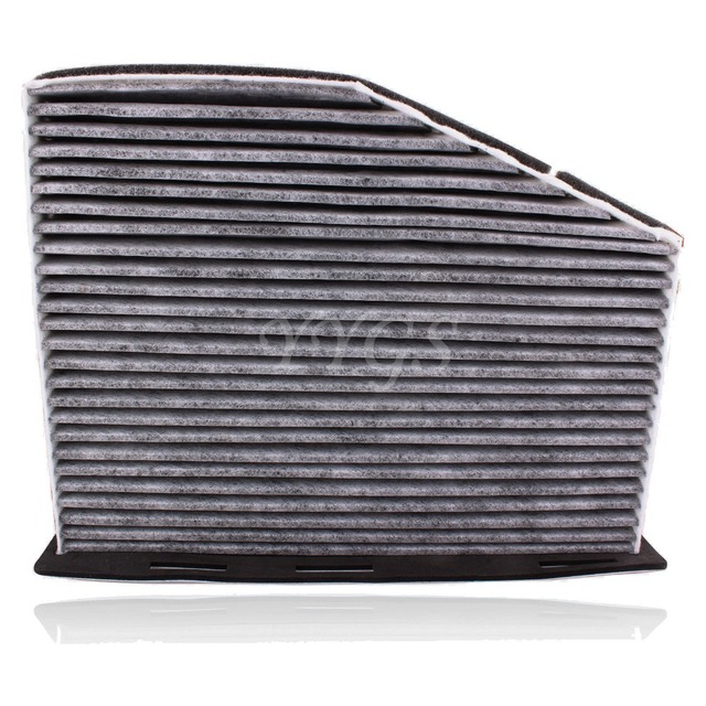 New Grey Air Cabin Filter For VW Jetta CC Passat Tiguan  1K0819653A/1K0819644B/1K0819644