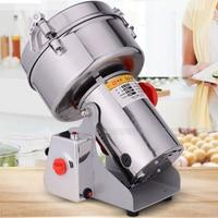 1PC 2000g Food Grinder Herb Flood Flour Pulverizer Multifunction Swing Type Mill Grinding Machine Stainless Steel HC 2000Y2