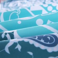 BeddingOutlet Luxury Boho Bedding Set Crystal Arrays Duvet Cover Set Super Soft Quilt Cover Bohemian Bedclothes 4 Pieces Hot