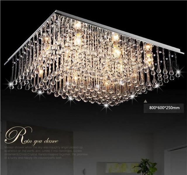 plafonnier 8 lumires crystal coloris chrome beautiful kosilum lustre plafonnier cristal chrome. Black Bedroom Furniture Sets. Home Design Ideas