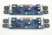 LJM DIY 스테레오 L12 2 오디오 2 채널 전력 증폭기 키트