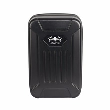 Black Backpack Carry Case Hardshell Portable Drone Bag Storage Box for RC DRONE dji mavic pro quad