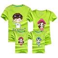 Verão da família olha t-shirt tees filha filho pai mãe roupas família combinando roupas família t shirts qualidade roupas de festa