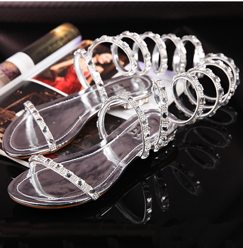 df1eae3c1b817f Luxury-Rhinestone-sandals-woman-Crystal-Gladiator-Sandal-women-Knee-High- boots-Snake-Flat-ROME-shoes.jpg