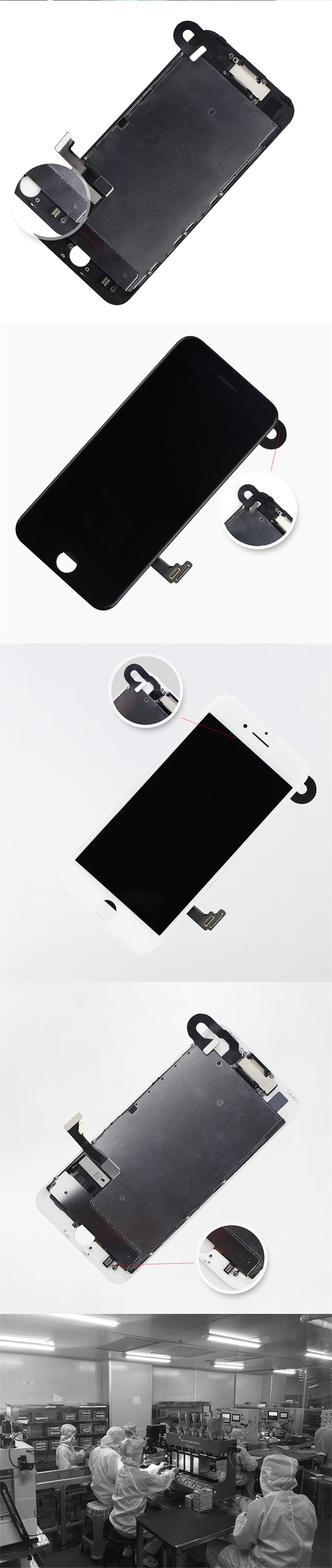 Replacement 7 Quality Display 11