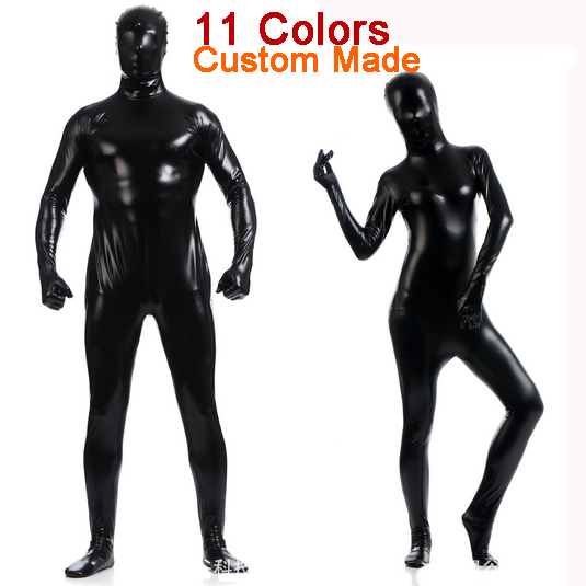 Spandex tiger sex video catsuit