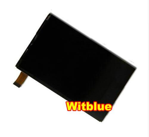 Witblue New LCD Display Matrix For 7 PRESTIGIO MULTIPAD WIZE 3797 3G PMT3797 3G tablet LCD Screen Module Glass Replacement
