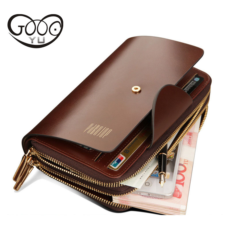 Europe and the United States style men's leather zipper long section of the clutch business casual men handbags aetoo europe and the united states fashion new men s leather briefcase casual business mad horse leather handbags shoulder