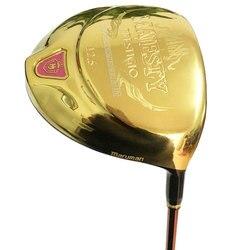 Neue Golf Fahrer Maruma Majestät Prestigio 9 Golf Clubs Treiber 12,5 oder 10,5 loft Clubs Graphit Golf welle Fahrer Freies verschiffen
