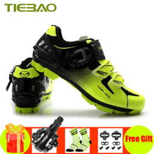 Tiebao Pro cycling shoes mtb spd Pedals mountain bike men women sapatilha ciclismo Self-locking Athletic bicycle Shoes sneakers santic cycling shoes men 2018 self locking mountain bike shoes pro bicycle shoes athletic sneakers zapatillas ciclismo black