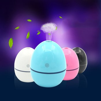 facial care New Egg Type Mini USB Humidifier Atomizer Car Humidifier Mute Gift Face Skin Care Tools