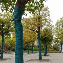 20 м защитная сетка для деревьев, зимняя защита для растений, повязка для ношения, защита для сохранения тепла и увлажнения, принадлежности для садовых инструментов