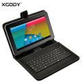 XGODY T93Q 9 дюймов Tablet PC Android 4.4 AllWinner A33 Quad Core 1.3 ГГц 512 МБ RAM 16 ГБ ROM Wi-Fi + Случай Клавиатуры + 16 ГБ TF карты