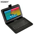 XGODY T93Q 9 inch Tablet PC Android 4.4 AllWinner A33 Quad Core 1.3GHz 512MB RAM 16GB ROM WiFi + Keyboard Case + 16GB TF Card