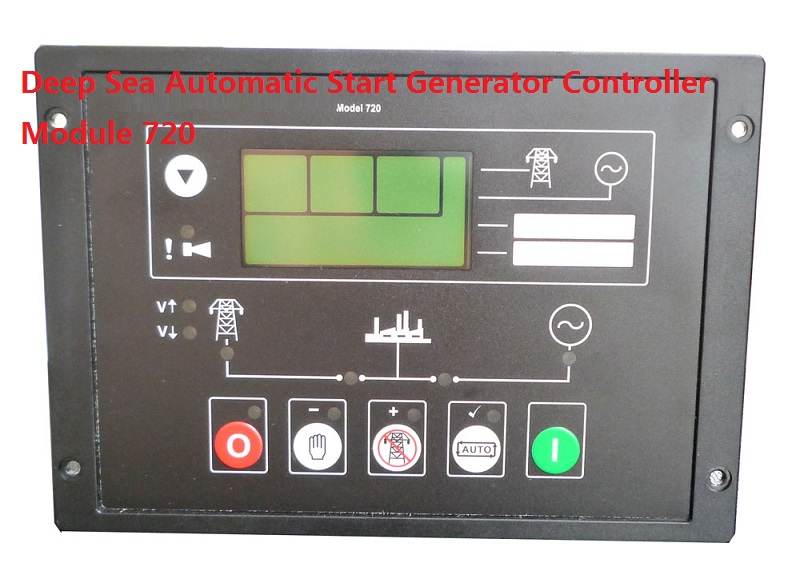 Deep Sea Automatic Start Generator Controller Module P720 replacement Generator Controller DSE720