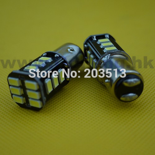 10pcs/lot wholesale new model car led P21/5w 1157 18 led smd BAY15D 18SMD 5630 SMD Factory Price Free shipping