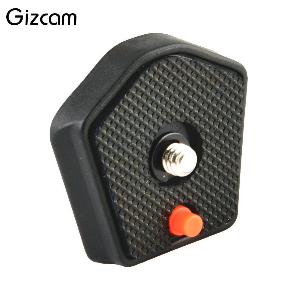 Gizcam Manfrotto Tripod Monopods 785PL Quick Release Mounting Plate for 715SHB Tripod 1/4 785pl-14 Modo 785B